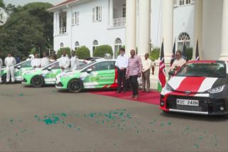 Kenya siap sambut ajang Reli Safari WRC