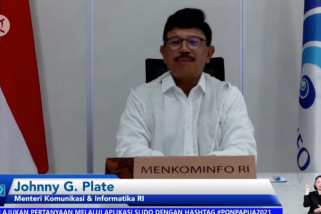 Menkominfo jamin telekomunikasi PON Papua