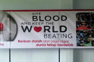 Hari Donor Darah se-Dunia,  PMI Jember libatkan santri