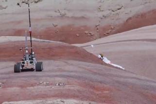 Kompetisi merakit wahana penjelajah Mars digelar di Mesir