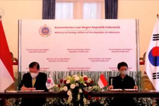 RI jalin kesepakatan baru dengan Korea Selatan
