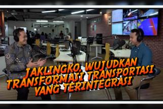 Friday Talk - Jaklingko, wujudkan transformasi transportasi yan terintegrasi (bagian 3 dari 3)