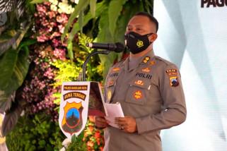 Polres Magelang Kota luncurkan program E-Office