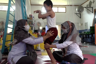 Terapi untuk anak berkebutuhan khusus secara cuma-cuma