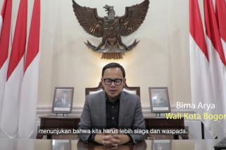 Wali Kota Bogor sampaikan kebijakan terkait COVID-19