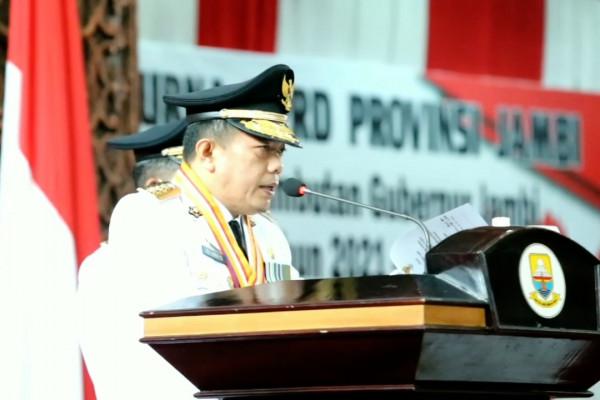 Gubernur Jambi targetkan 2 pekan isi 14 jabatan kosong