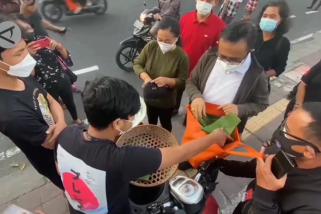 Bangkitkan perekonomian UMKM, Pemkot Denpasar gerakkan gotong royong