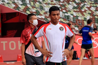 Spinter putra Indonesia targetkan lari di bawah 10 detik