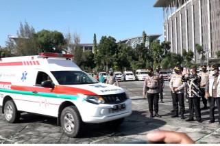 Riau kerahkan 60 ambulans jemput 445 pasien COVID-19