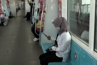 Jumlah penumpang turun, ini strategi pendapatan MRT Jakarta
