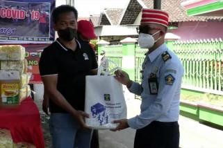 Lapas perempuan Kota Malang alirkan bantuan ke warga isoman