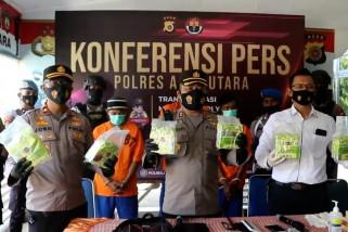 Polisi gagalkan peredaran 7 kg sabu di Aceh Utara