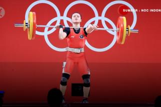 Ini sosok penyumbang medali pertama di Olimpiade 2021