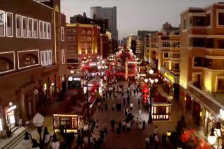 Melihat keseruan di Urumqi International Grand Bazaar