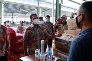 Pemkot harapkan Pasar Induk Jatiuwung jadi sentra perekonomian terbesar di Banten
