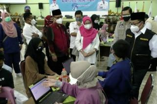 Pelajar divaksinasi, Kota Malang segera gelar PTM