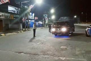 Pemadaman LPJU di Madiun tidak picu aksi kejahatan