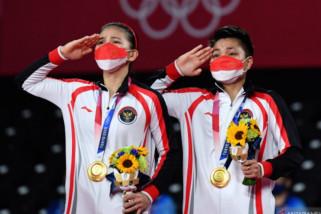 Ganda Putri Indonesia raih medali emas