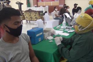 Kwarda Pramuka Maluku gelar vaksinasi bagi atlet PON