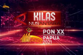 Kilas NusAntara Edisi PON XX