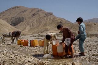 Afghanistan dilanda kerawanan pangan akut