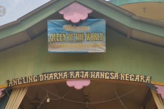Polisi pastikan Angling Dharma di Pandeglang bukan kerajaan