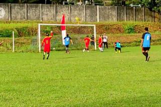 Bertukar informasi pembangunan dengan pertandingan olahraga