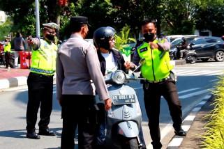Polresta Pontianak gandeng Dinkes gelar Operasi Patuh Kapuas 2021