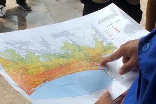 Berpotensi gempa & tsunami, pemetaan dilakukan di selatan Jatim