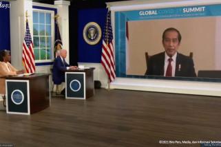 Presiden Jokowi dukung penguatan sistem ketahanan kesehatan global