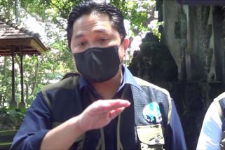 Bali jadi tuan rumah G20, Menteri BUMN: COVID-19 harus terkontrol