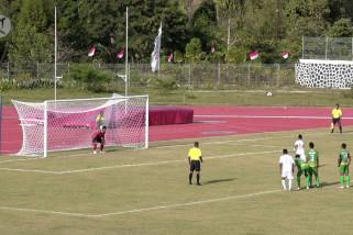 Ditahan imbang Jateng, Sumut akan perbaiki penguasaan bola