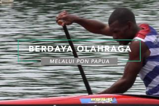 Indonesia Bergerak - Berdaya olahraga melalui PON Papua (bagian 3)