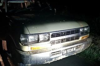 Bea Cukai Kalbar dan Satgas Pamtas gagalkan penyelundupan mobil