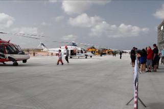Puluhan pesawat sajikan atraksi aerobatik di langit Malta