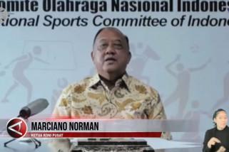 KONI: PON XX Papua berkaca pada Olimpiade Tokyo 2021