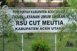 RSUD Cut Meutia Lhokseumawe nihil pasien COVID-19