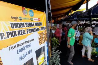 Bangkitkan ekonomi Jember melalui pameran dan bazar UMKM
