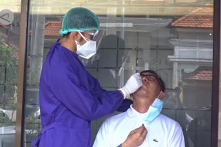 Uji usap PCR di Denpasar meningkat, 12 laboratorium disiagakan