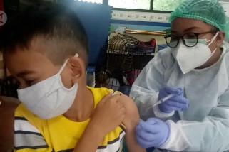 Kota Tangerang kebut vaksinasi untuk PTM SD