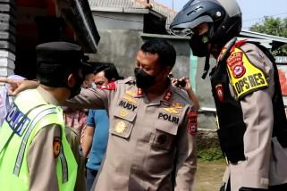 Pastikan berjalan aman, Kapolda Banten tinjau pelaksanaan Pilkades